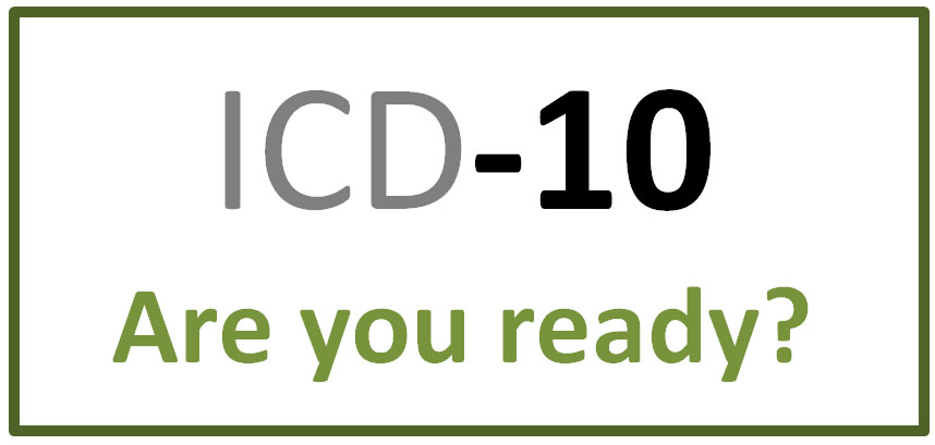 ICD-10 – Not Just A Coder's Problem